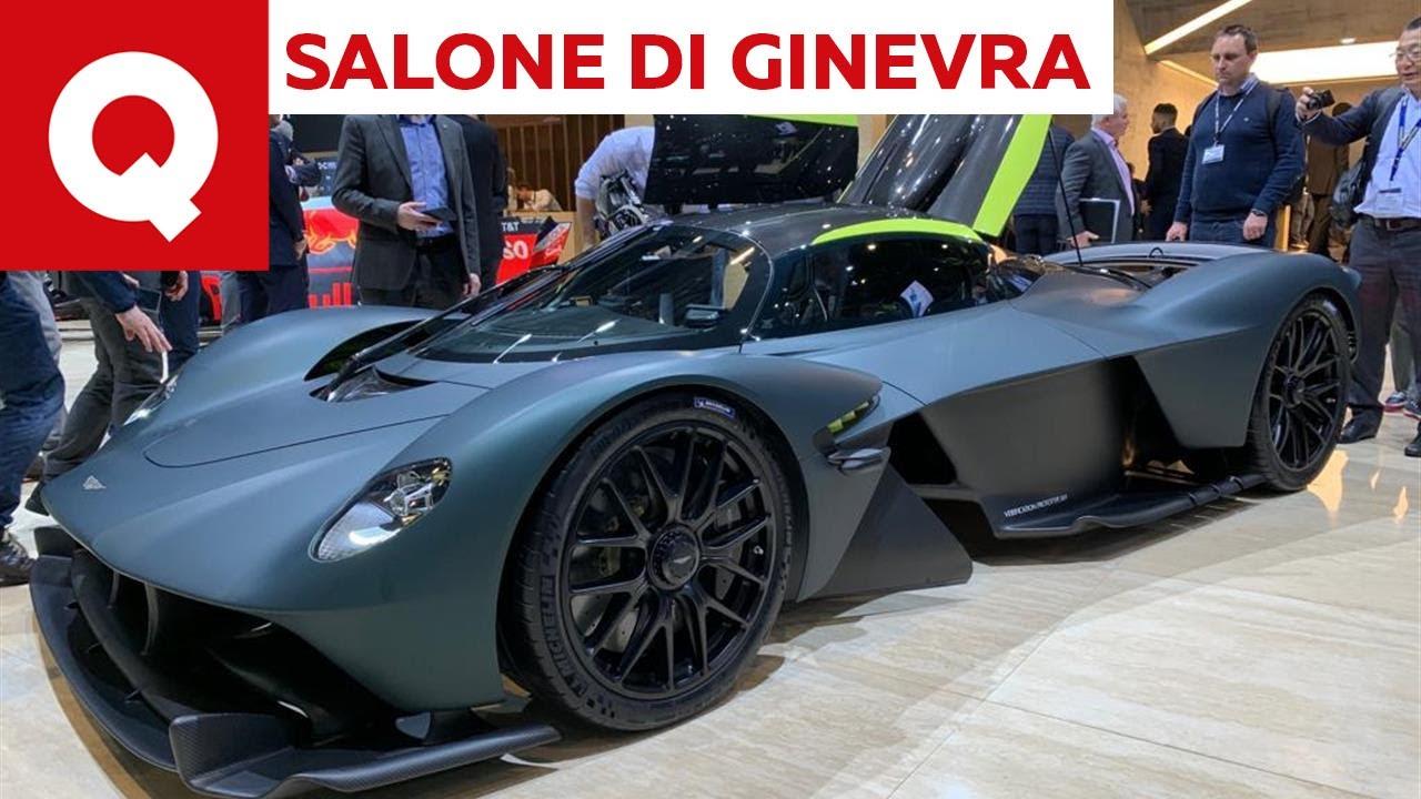 Aston Martin Valkyrie, tutti i dati dell'hypercar della ...
