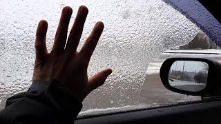 Как избавиться от льда на боковых стёклах УАЗ Патриот
