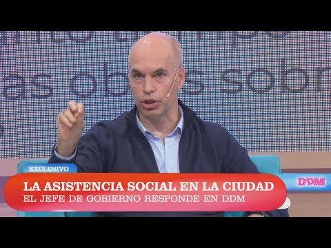 El diario de Mariana - Programa 12/04/18 - Especial Horacio Rodríguez Larreta