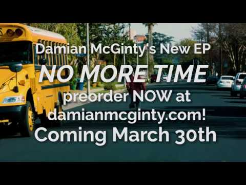 Preorder Damian McGinty's new EP, 'No More Time,' Today!