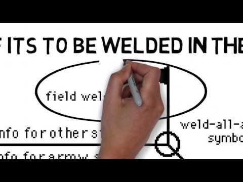 Welding Symbols 101 AWS SENSE MODULE 3