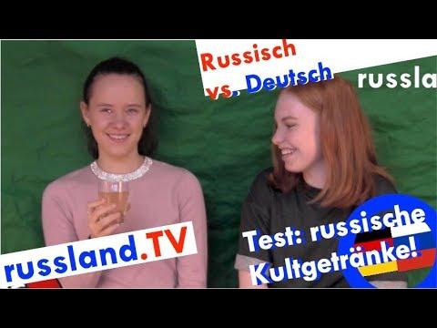 Test: Russische Kultgetränke! - YouTube