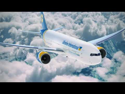 Ukraine International Airlines 27th Birthday #FlyUia, #UIA, #МАУ