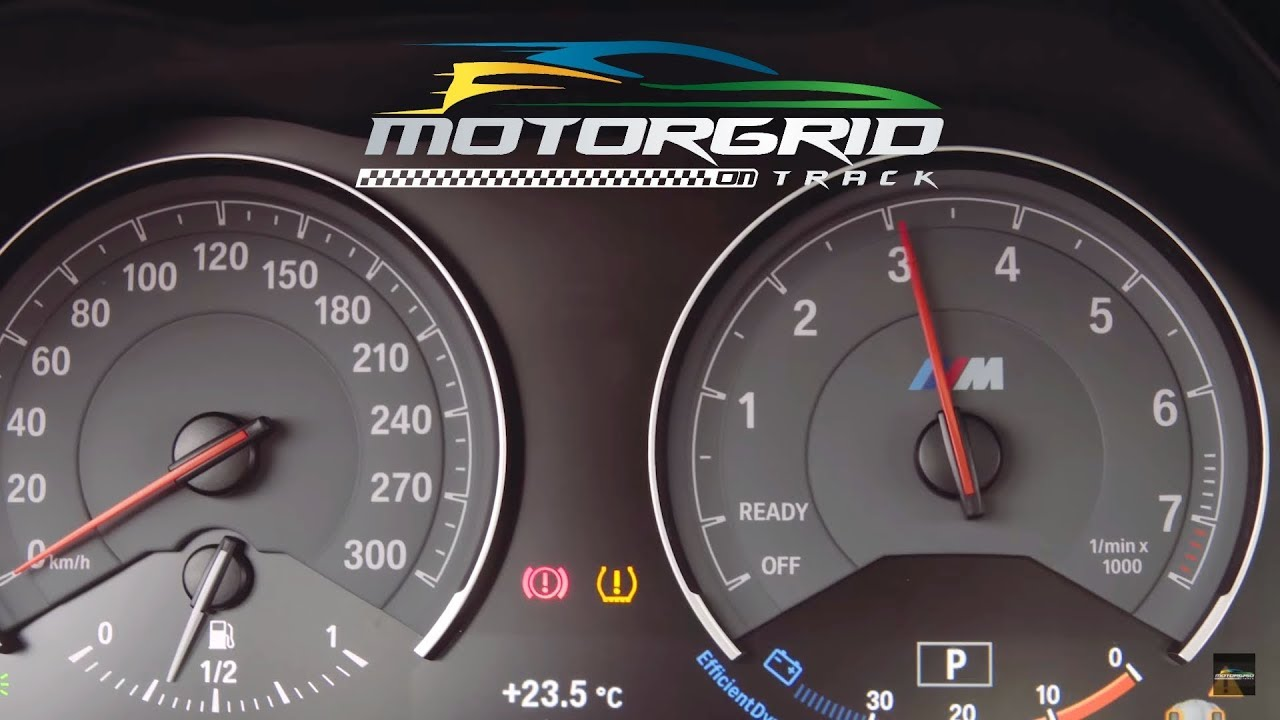 bmw m2 0 100 0 200 1 4 de milha e 0 100 0 motorgrid on track rh youtube com