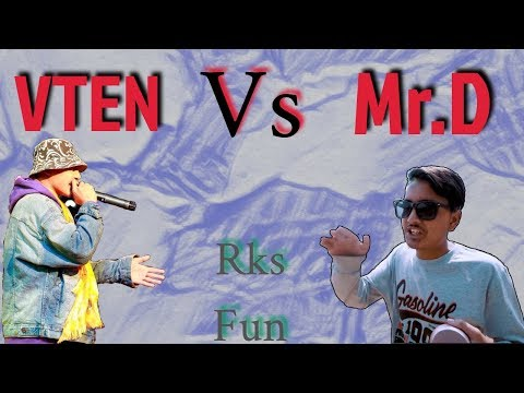 VTEN VS MR.D | RKS FUN | 2018