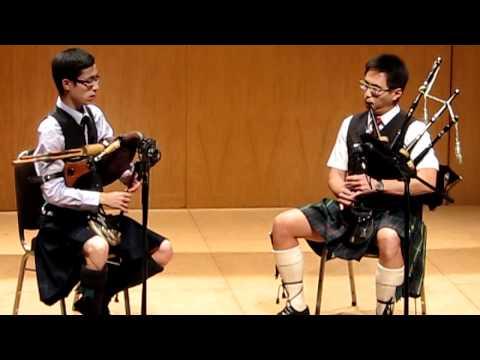 Smallpipes Duet - Karl Chang and Chris Lee