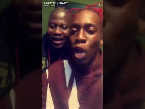 Sierra Leone All-Startz  Show in DMV ( @freeky_lyfe ) Snapchat 🇸🇱