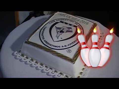 XI Campeonato ARGENTINO JUVENIL de Bowling   CAMPEON ARGENTINO  Leo Moreno