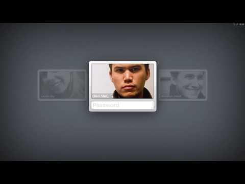 Google Chrome OS UI Concept Video
