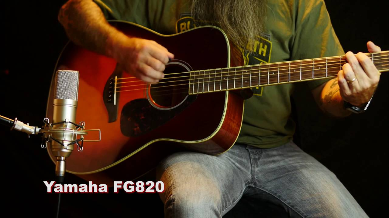 The Yamaha Fg800 Acoustic Guitar A Great Guitar For Beginners That Isn T Only For Beginners Best Buy Blog