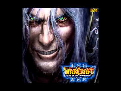 Warcraft III Frozen Throne Music - Arthas Theme