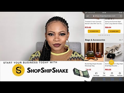 Start your business SHOPSHIPSHAKE || EXPOSING INSTAGRAM BOUTIQUES//SOUTH AFRICAN YOUTUBER