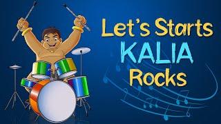 Kalia Never Backs Down Song   Kalia Rocks!!   Kids Songs   Fun Kids videos