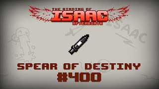 Binding of Isaac: Afterbirth Item guide - Spear of Destiny