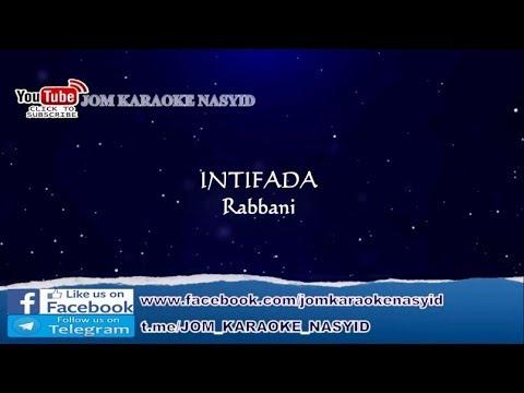 Rabbani - Intifada + Karaoke Minus-One HD