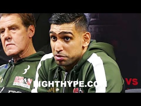 AMIR KHAN WANTS ADRIEN BRONER OR JESSIE VARGAS NEXT; RATES PERFORMANCE IN TKO OF LO GRECO