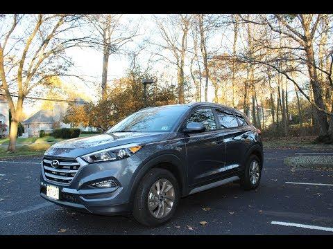 2017 Hyundai Tucson Full Review