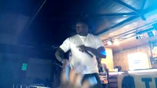 Khaligraph Jones performs live in Thika.