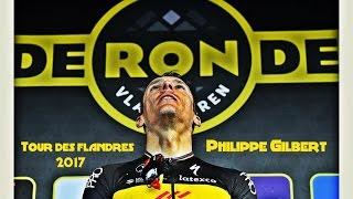Tour des Flandres 2017 - L'exploit de Philippe Gilbert ! (Reportage)