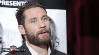 "Chris Algieri ""Pacquiao harder puncher but Amir Khan is quicker in combinations"""