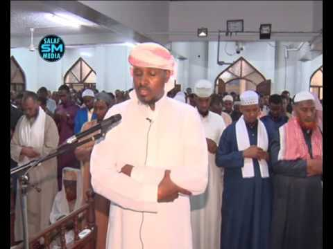 TARAWEEH 2nd OF RAMADAAN 2016 ABUBAKAR MOSQUE IN NAIROBI | I