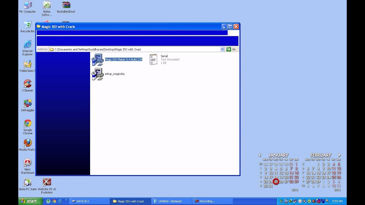 how to make ghost bootable cd