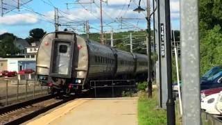 Amtrak in Westerly, RI 7/19/16