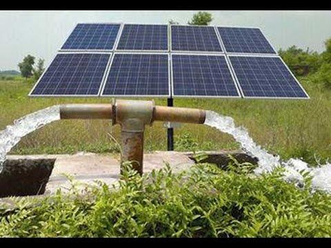 Smart Solar Irrigation System Part 1 Youtube
