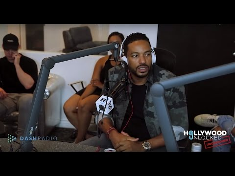 Laz Alonso talks relationships & racial profiling with Hollywood Unlocked [UNCENSORED]
