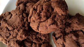 Eggless Chocolate Cookie Recipe - Inspired by World of Warcraft thumbnail