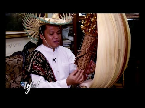 Cover Lagu Solusi Life - Jack Bullan, Pelestari Alat Musik Tradisional NTT STAFABAND