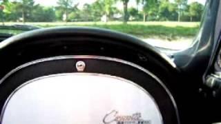 1964 Corvette Stingray 90mph on 20mph corner!