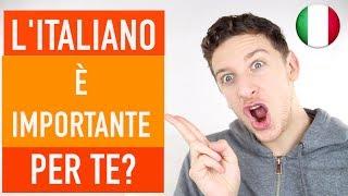 Se TU Stai Imparando l'Italiano Guarda Questo Video!
