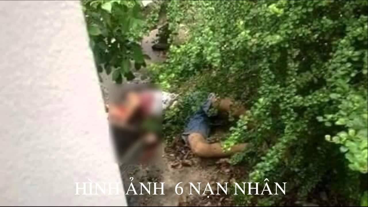Hình ảnh 6 người bị cắt cổ ở BP – Cần tìm luật sư giỏi – 0917 19 65 65 – #toaxuan – #luatsugioi