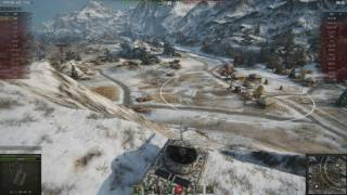 Интересные позиции, танк Т-67, патч 9.16