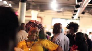 2nd Annual African Wear Dance Party 2014 | Party of the Winter in NYC
