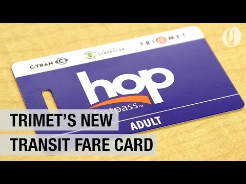 TriMet's shift from paper tickets to Hop Fastpass nearly complete