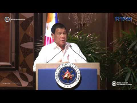 Courtesy Call of Business Groups (Speech) 12/16/2016