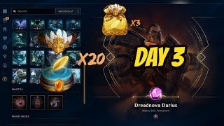 Daily 20x Birdie Capsules Opening (Day 3) - League of Legends