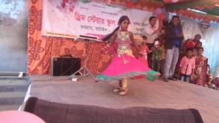 Dhim Tana - Full Video Song - _Roshan_ - Pori Moni - Akriti Kakar - Savvy - Rokto Dream Stair School