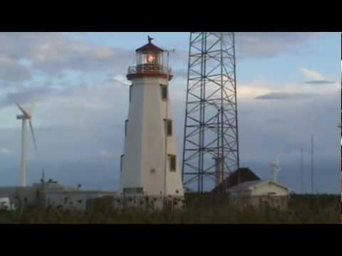 North Cape Lighthouse Prince Edward Island