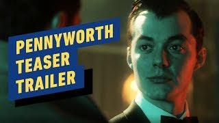 Pennyworth TV Show: Teaser Trailer #2