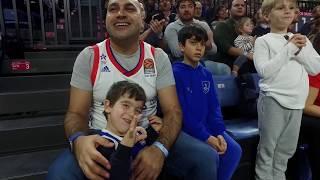 Anadolu Efes - Maccabi FOX Tel Aviv Maç Hikayesi