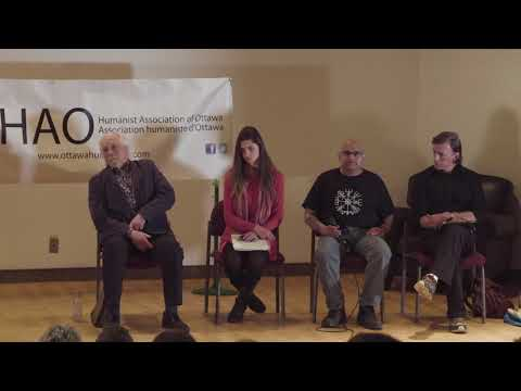Humanist Association of Ottawa: Freedom of Expression Under Fire Panel