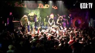 The Exploited - Never Sell Out (Moscow, 04/02/2011)
