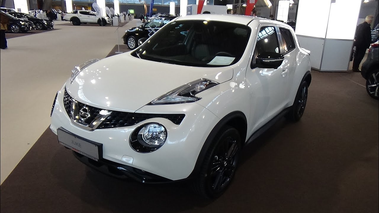2018 nissan juke n connecta 1 2 dig t 6mt exterior and. Black Bedroom Furniture Sets. Home Design Ideas