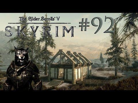 The Elder Scrolls: Skyrim parte 92 - Le Fondamenta