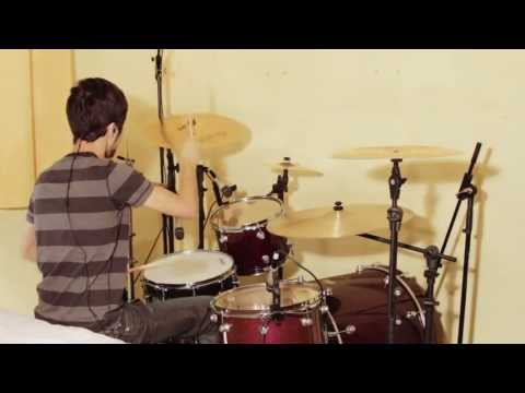 Underoath - Illuminator - Drum Cover by Adriano Ferreira