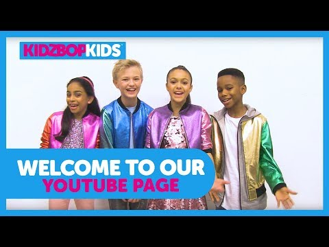 Welcome to the official KIDZ BOP UK YouTube page!