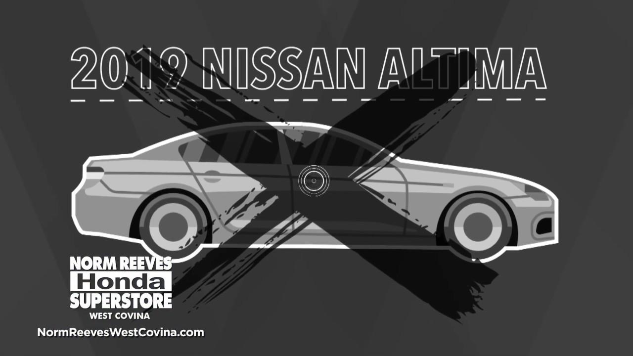 Norm Reeves Honda West Covina >> 2019 Honda Accord Vs Nissan Altima Norm Reeves West Covina